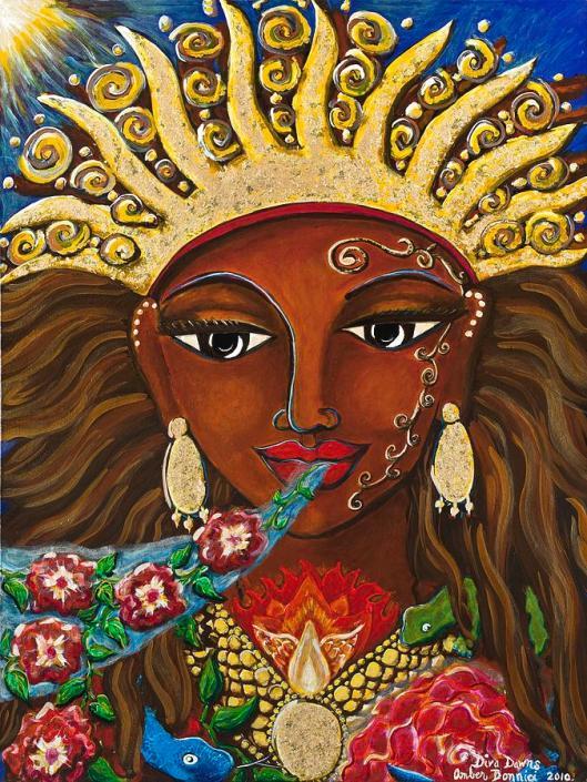 Diva Dawns by Amber Bonnici.