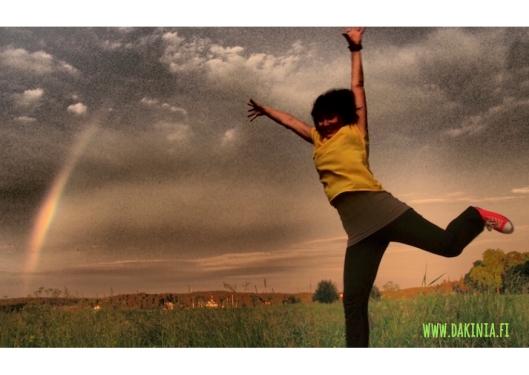 Dakinia_Dancing With Rainbows